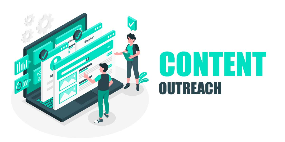 CONTENT OUTREACH