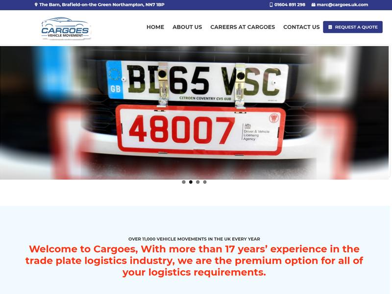 Cargoes Vehicle Movement