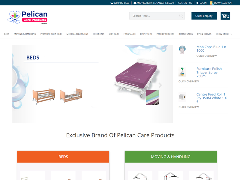 Pelican Care Products